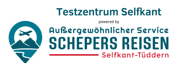 Testzentrum Selfkant Logo